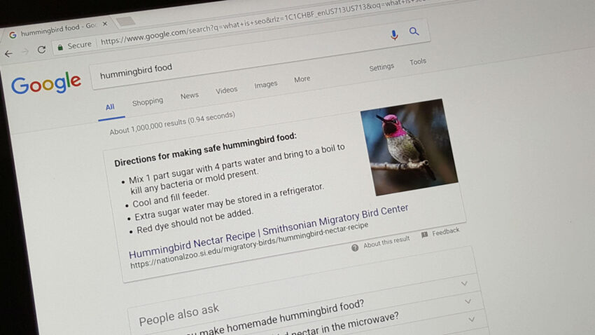 Google Search may be showing featured snippets less often