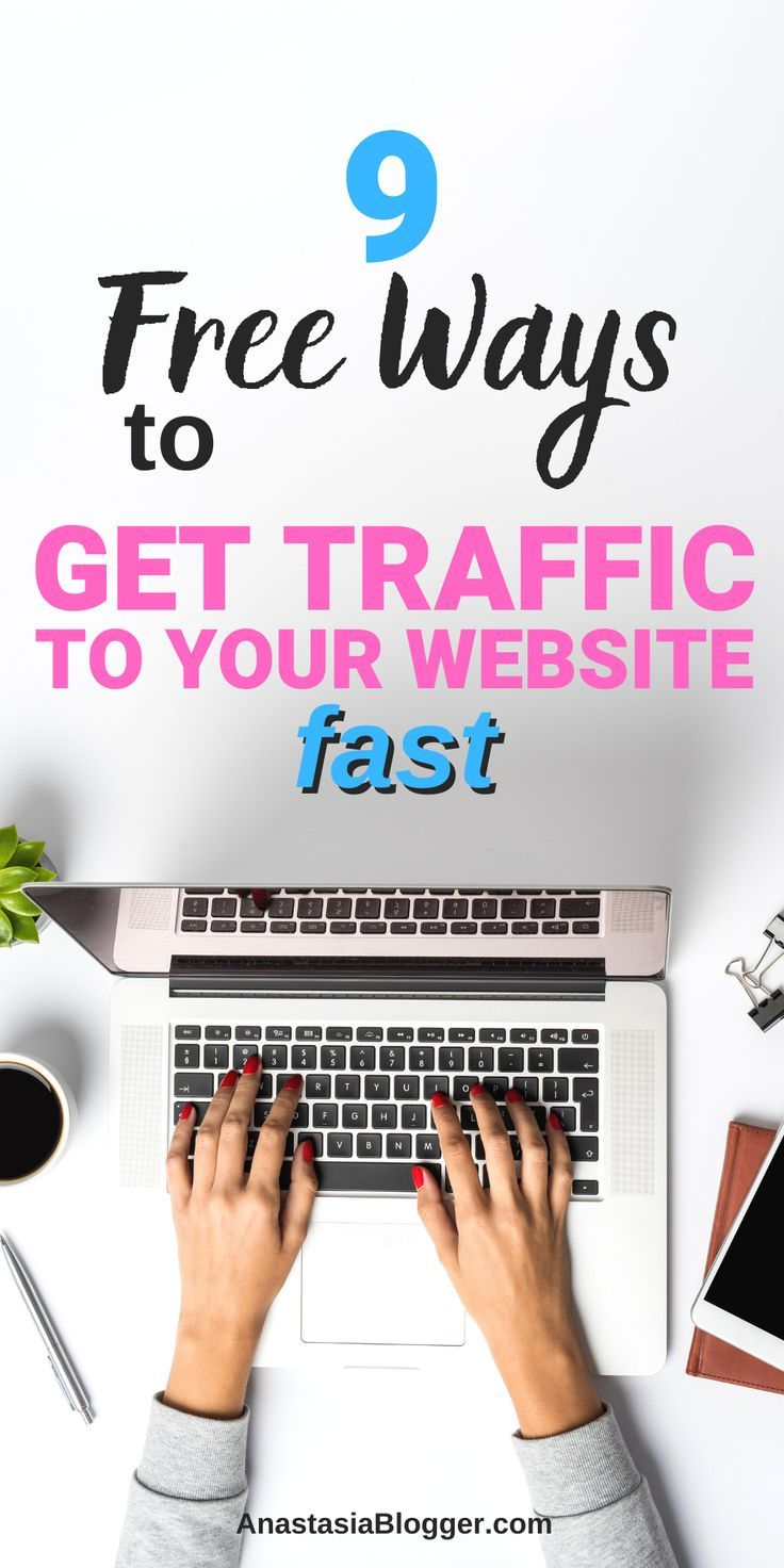 How To Get Traffic To Your Website FAST and for FREE! How to Drive MASSIVE Traffic to your NEW Blog