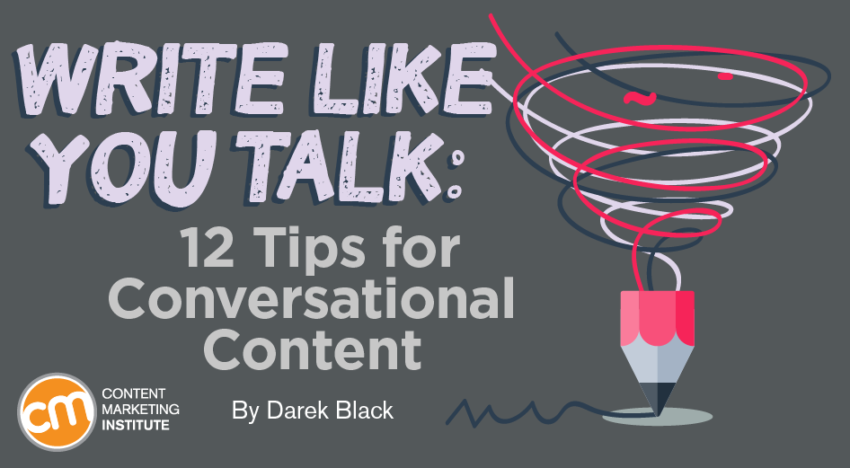 12 Tips for Conversational Content