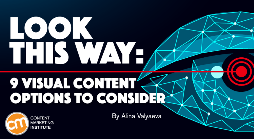 9 Visual Content Options to Consider