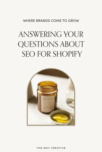 Answering Your Questions About SEO for Shopify