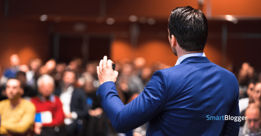 How to Get Speaking Engagements: The Definitive 2021 Primer