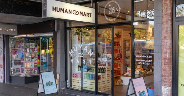 This 'Human Mart' Uses Bright, Cheery Products to Raise Awareness of Modern Slavery