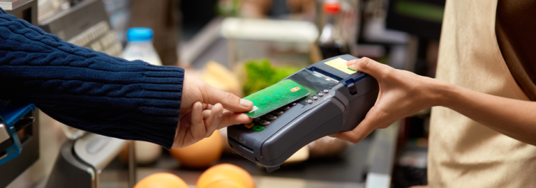 How app-free contactless payments are retailers' and shoppers' little helpers